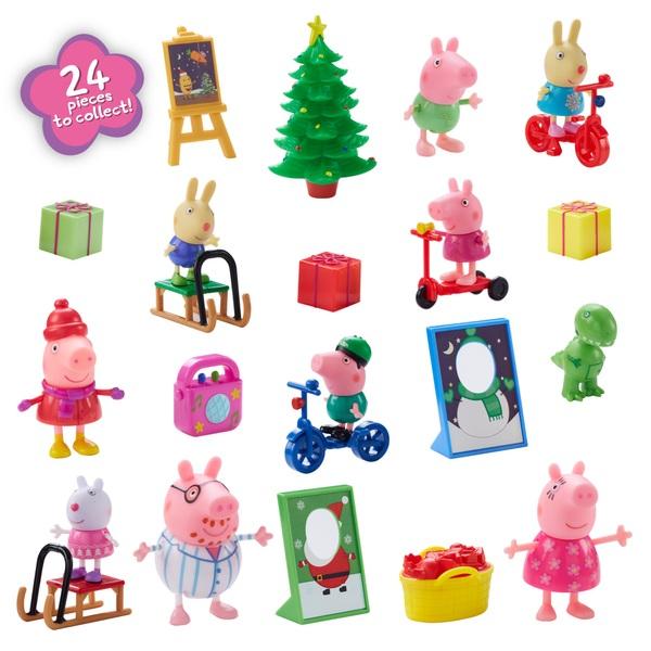 Peppa Pig Christmas.Peppa Pig Advent Calendar Peppa Pig Uk
