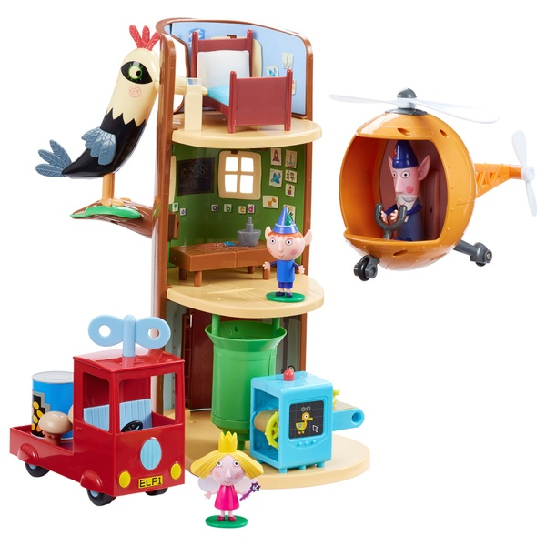 Ben and Holly Elf Tree Adventure Set