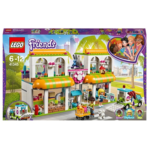 Lego 41345 Friends Heartlake City Pet Centre Lego Friends Uk