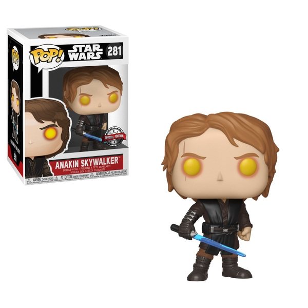 POP! Vinyl: Star Wars Anakin Skywalker