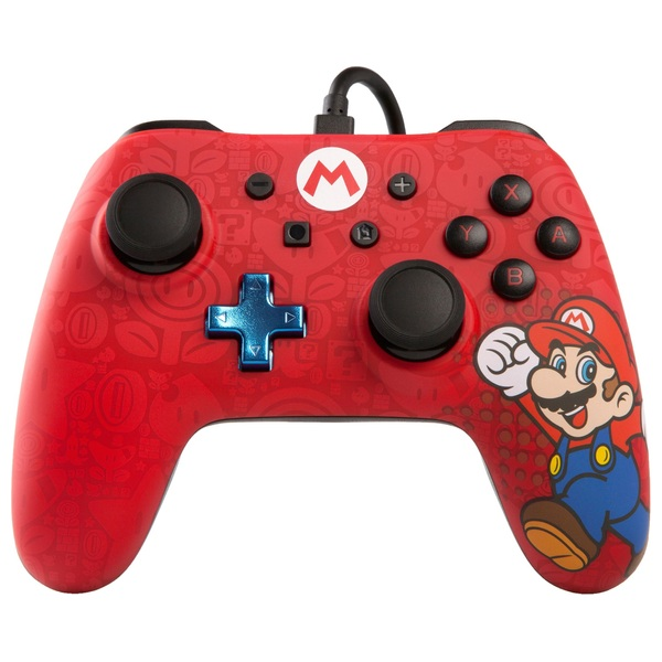 Mario - Wired Controller for Nintendo Switch