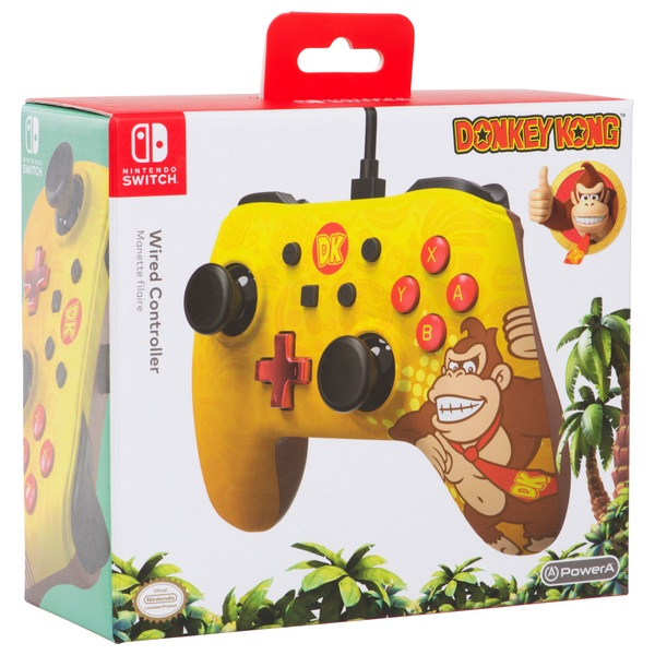 Donkey Kong - Wired Controller for Nintendo Switch