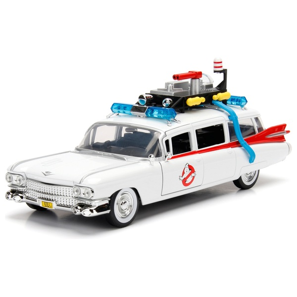 1:24 Ghostbuster Vehicle ECTO-1