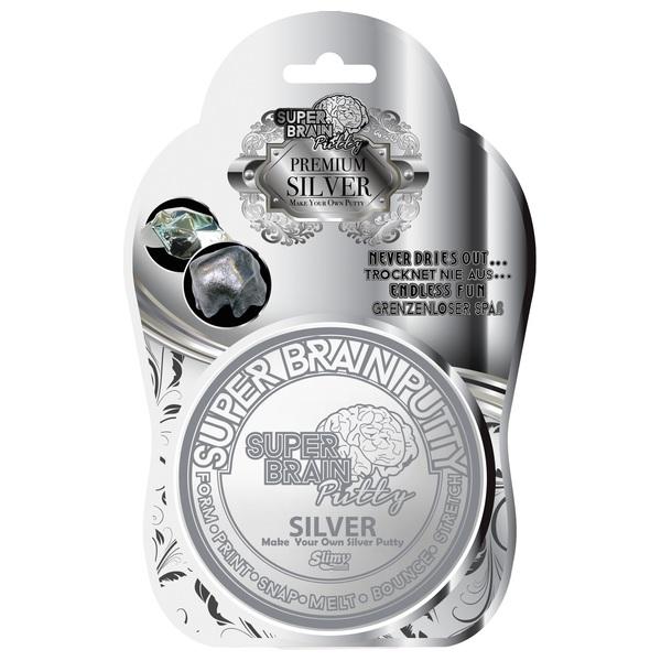 Super Brain Putty Silver 75g