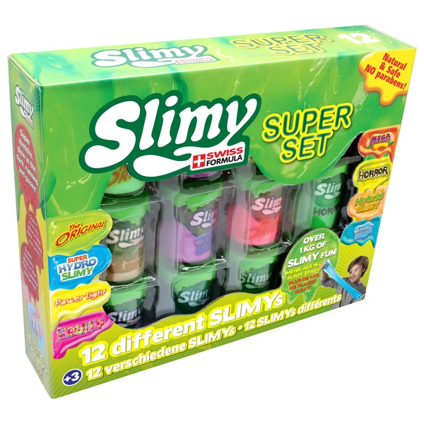 Slimy Super Set - 12 Pack