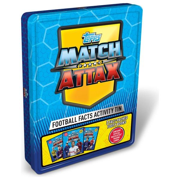 Match Attax Tin of Books