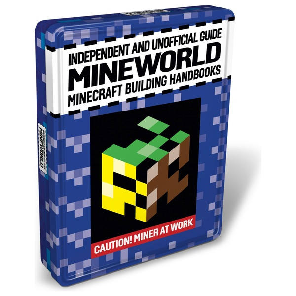 Minecraft Tin of Books