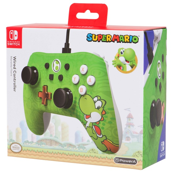 Yoshi - Wired Controller for Nintendo Switch
