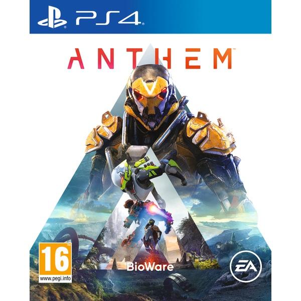 Anthem PS4 - Anthem Video Game Ireland