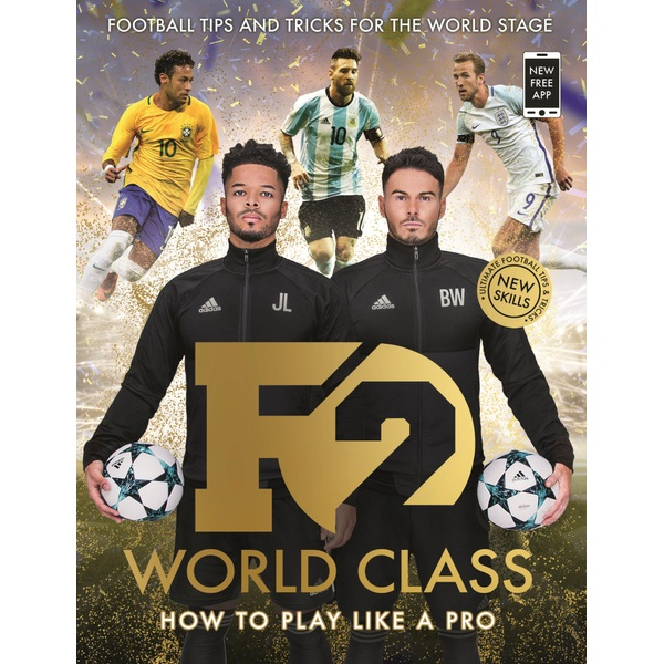 F2 World Class How To Play Like A Pro Book