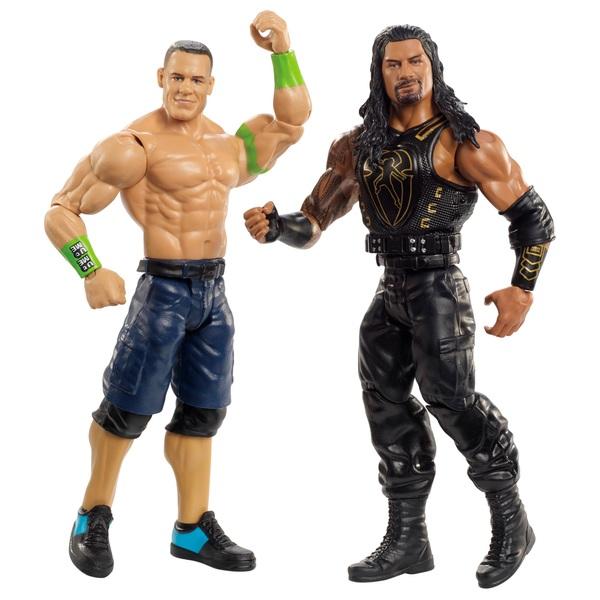 WWE Battle Pack Series 56 John Cena & Roman Reigns