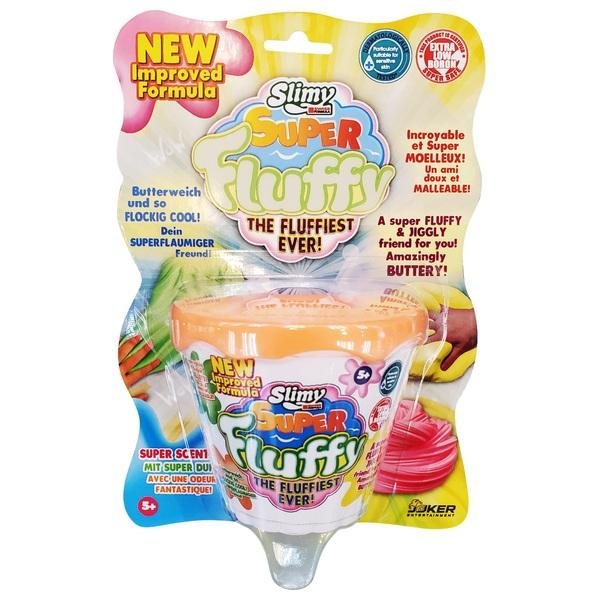 Slimy Super Fluffy Slime