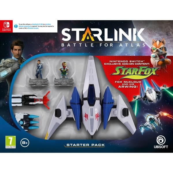 Starlink Battle For Atlas Starter Pack Nintendo Switch