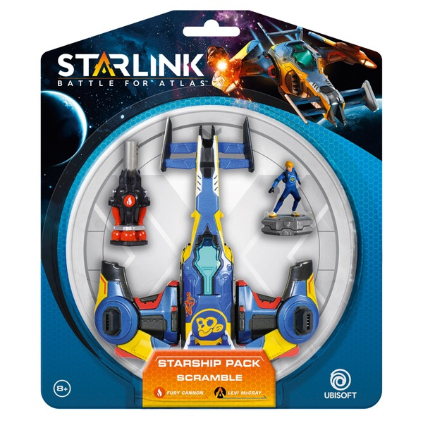 Starlink Battle For Atlas Starship Pack Scramble - Smyths Toys Exclusive
