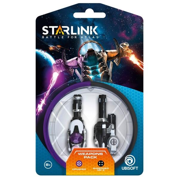 Starlink Battle For Atlas Weapons Pack Crusher + Shredder