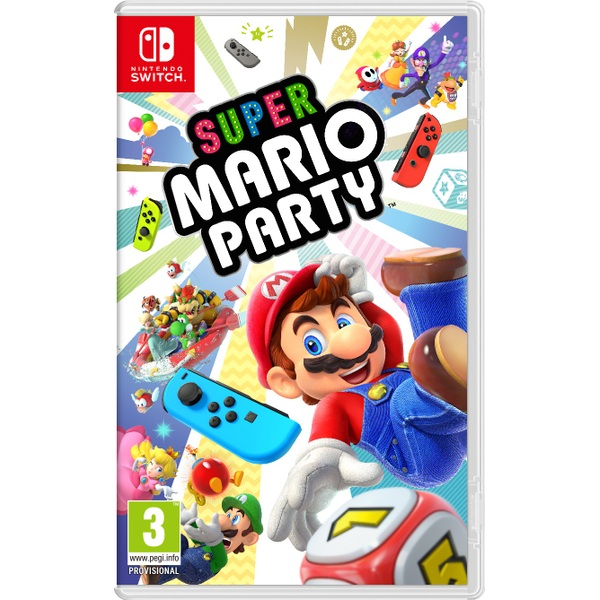 super mario party nintendo switch nintendo switch games uk