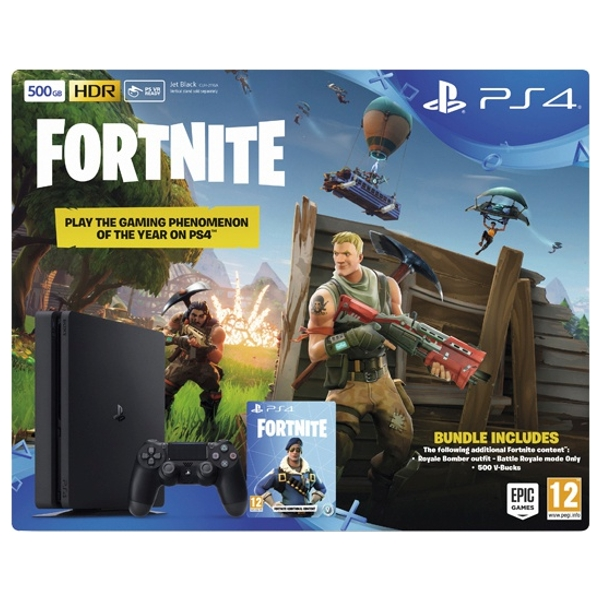 Ps4 500gb Fortnite Royal Bomber Pack Fortnite Ps4 Bundles Uk