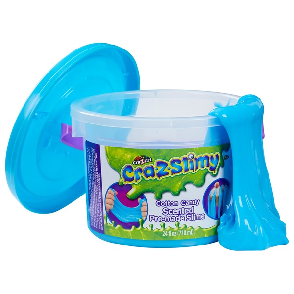 Cra-Z-Slimy Creations 710ml Scented Pre-made Slime