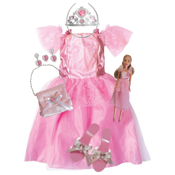 Princess Dress with Doll Playset