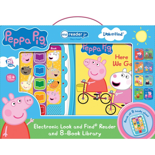 Me Reader Jr Peppa Pig