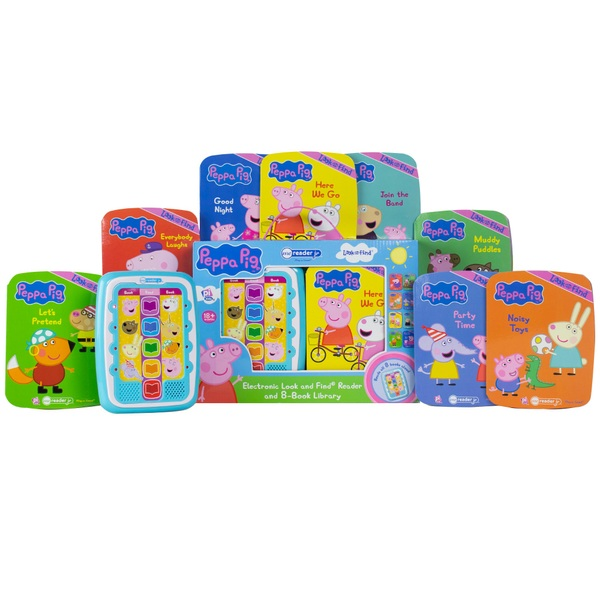 Me Reader Jr Peppa Pig - Baby and Early Learning Books UK