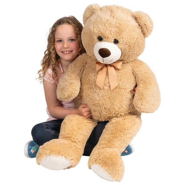 Brown Bear Plush 100cm
