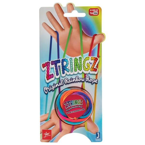 Ztringz The Original Rainbow Rope