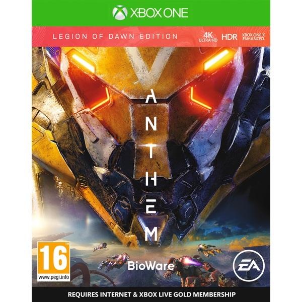 Anthem: Legion Of Dawn Xbox One