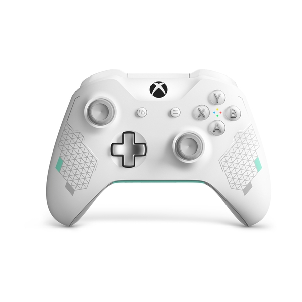 Xbox One Wireless Special Edition Sports White Controller