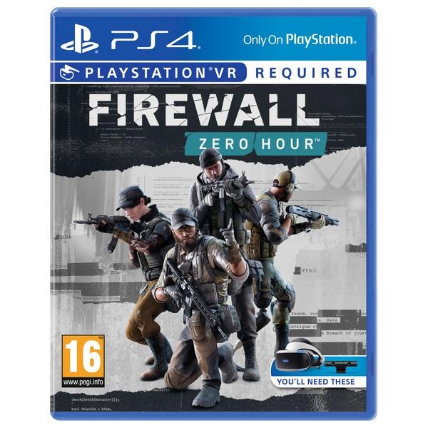 Firewall Zero Hour PS VR