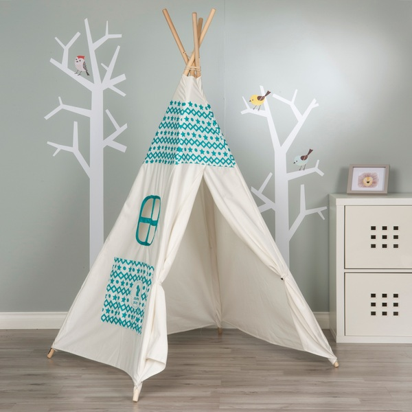 Squirrel Play Wooden Teepee