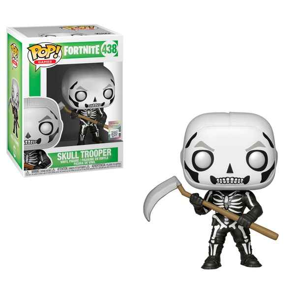 POP! Vinyl: Fortnite Skull Trooper Figure