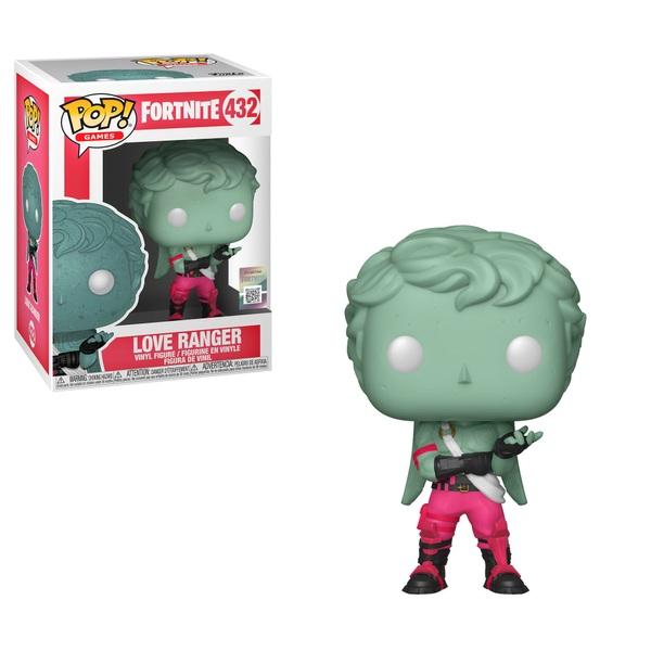POP! Vinyl: Fortnite Love Ranger Figure
