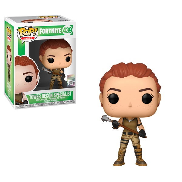POP! Vinyl: Fortnite Tower Recon Specialist Figure