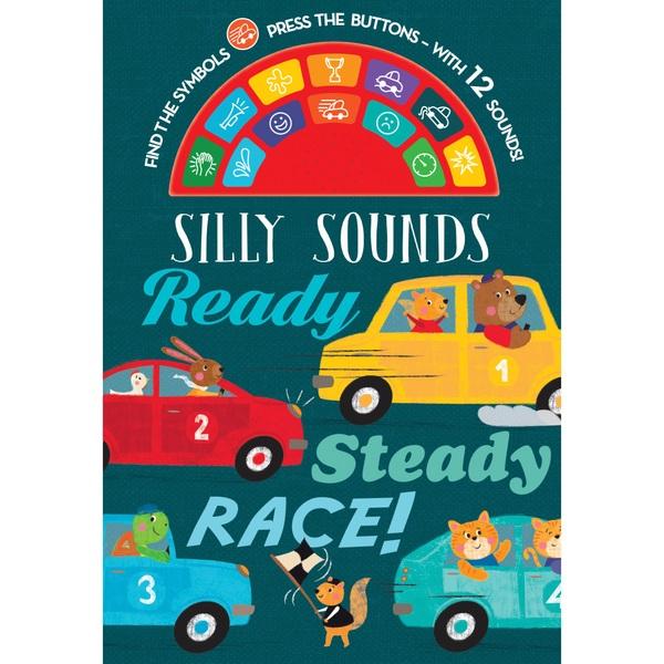 Silly Sounds: Ready Steady Race Book