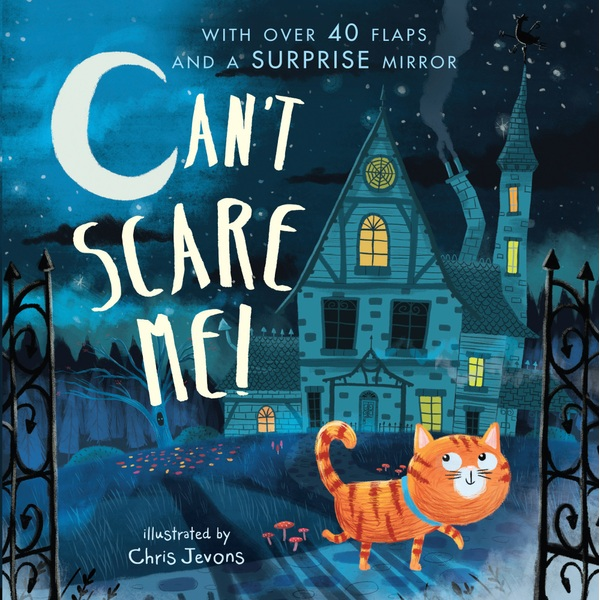 Can't Scare Me PB Book