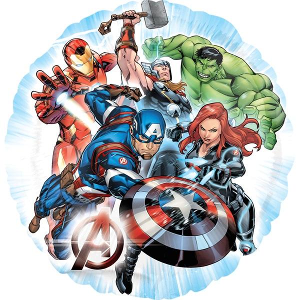 Avengers Standard 45cm Foil Balloon