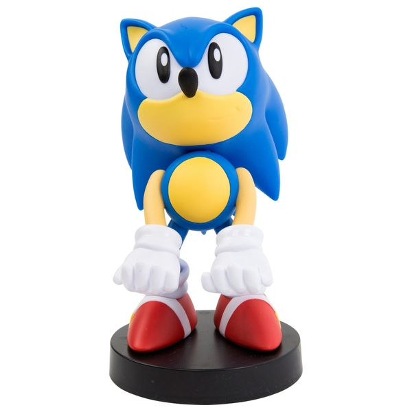 Classic Sonic The Hedgehog Cable Guy - Phone And Controller Holder - Smyths  Toys Ireland