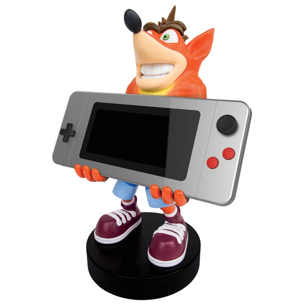Crash Bandicoot XL Cable Guy - Device Holder