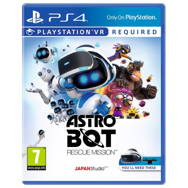 Astro Bot: Rescue Mission Playstation VR