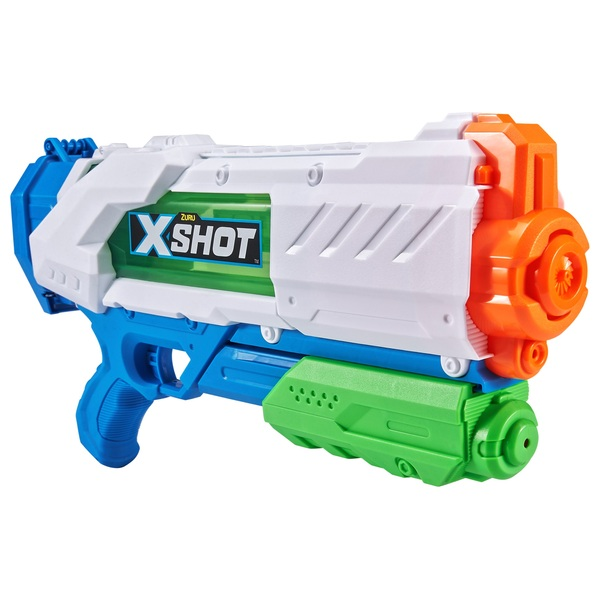 X-Shot Water Warfare-Fast-Fill Blaster