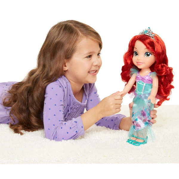 Disney My First Toddler Princess Ariel Doll