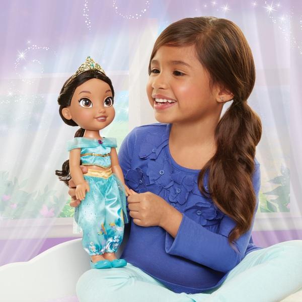 Disney My First Toddler Princess Jasmine Doll