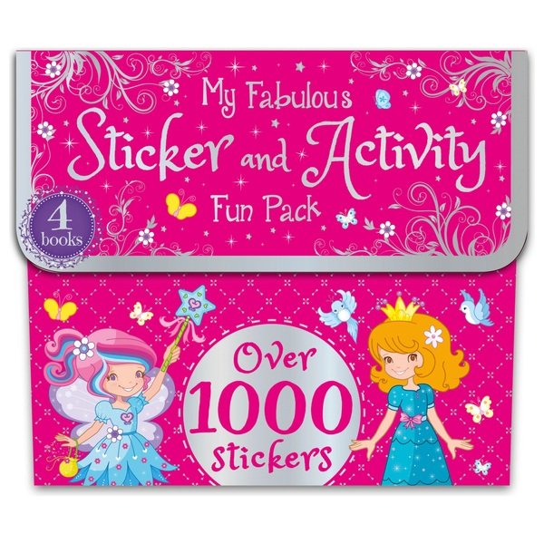 My Fabulous Sticker & Activity Fun Pack