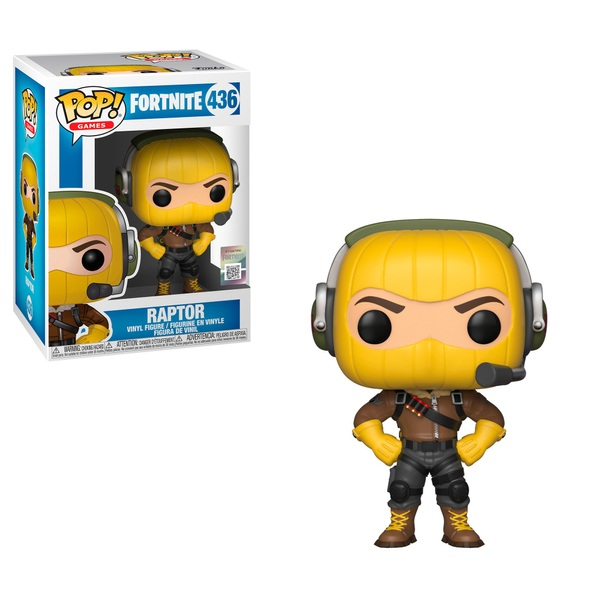 POP! Vinyl: Fortnite Raptor Figure