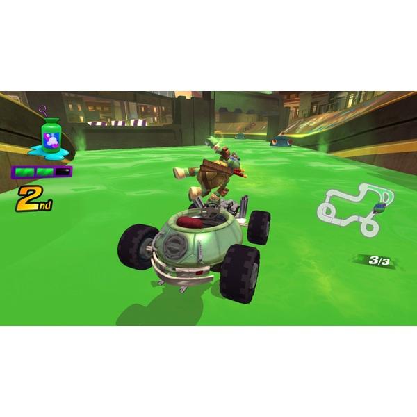 Nickelodeon Kart Racers Nintendo Switch - Nintendo Switch Games UK
