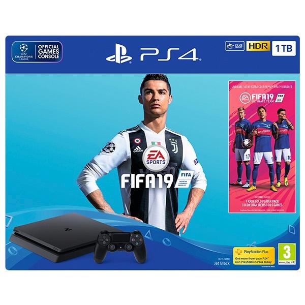 PS4 1TB FIFA 19 Bundle