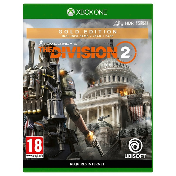 Tom Clancy's The Division 2 Gold Edition Xbox One