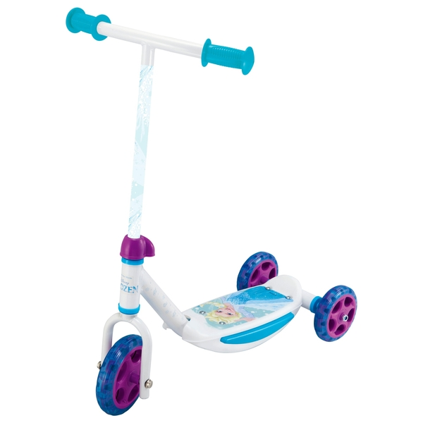 Disney Frozen 3 wheel scooter