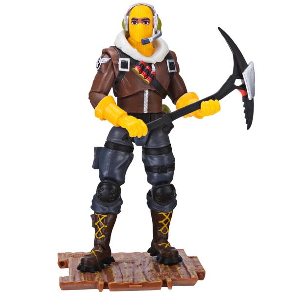 Fortnite Raptor - Solo Mode 10cm Core Figure Pack